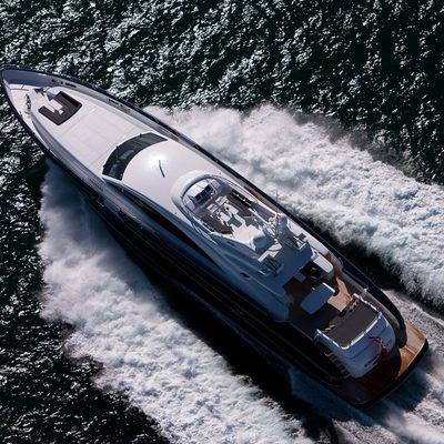 Quantum Yacht Overhead