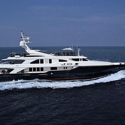 Jo Yacht Running Shot - Profile