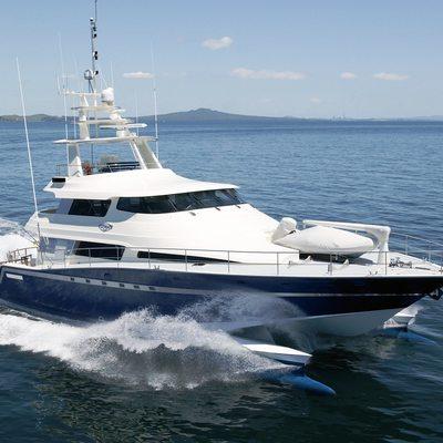 Ultimate Lady Yacht