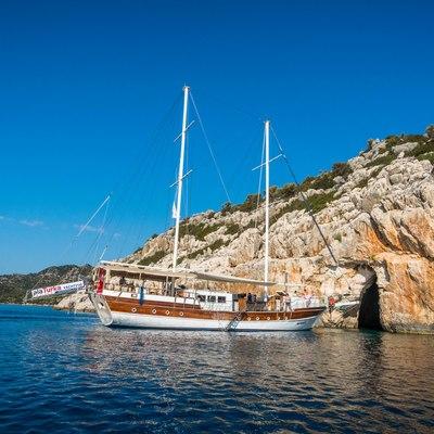 Alaturka 81 Yacht