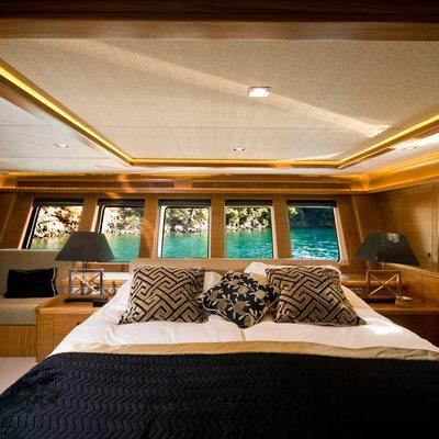 Daima Yacht Master Stateroom