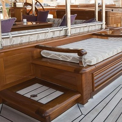Athos Yacht Deck Seat