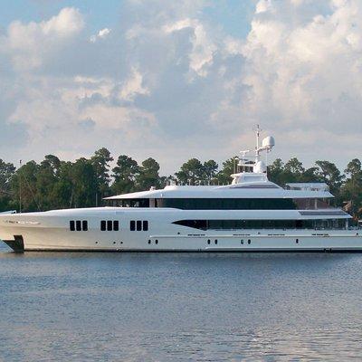 Carpe Diem Yacht Side View
