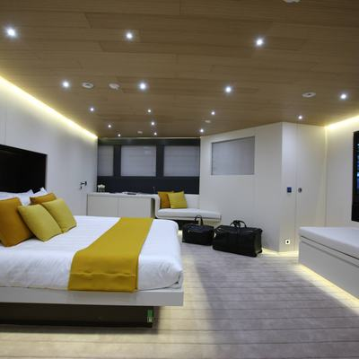 Ocean Pearl Yacht Master Stateroom