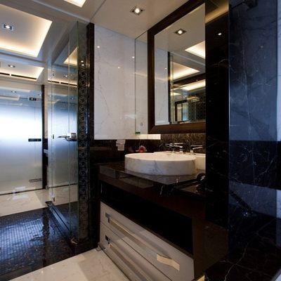 Aurelia Yacht Master Bathroom
