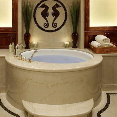 Top Five Yacht Master Bath