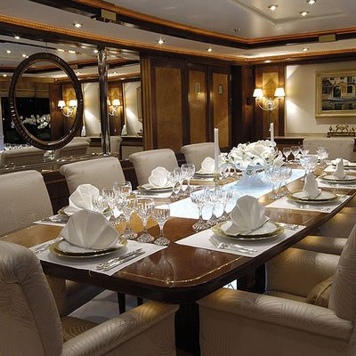Sea Walk Yacht Dining Salon