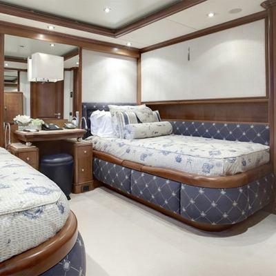 Jo Yacht Ralph Lauren Twin Cabin