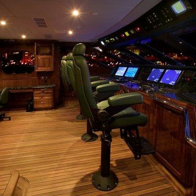 Top Five Yacht Bridge