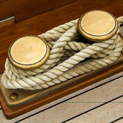 Lulworth Yacht Detail - Rope
