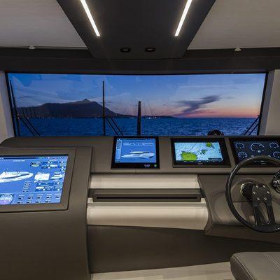 Moanna I Yacht