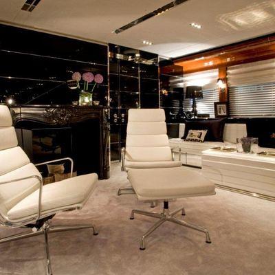 Bliss Yacht Main Salon