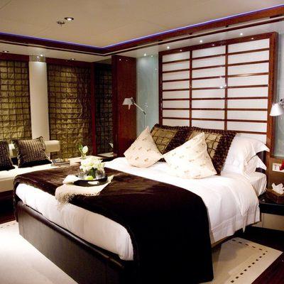 Talisman Maiton Yacht VIP Stateroom - View