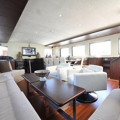 Casa Dell Arte II Yacht Salon - Seating