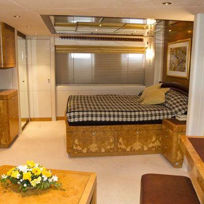 Sunny Hill Yacht Master Stateroom