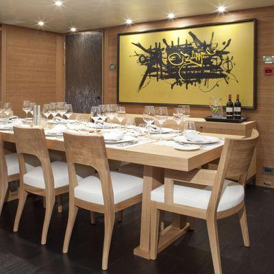 Spirit Yacht Dining Salon