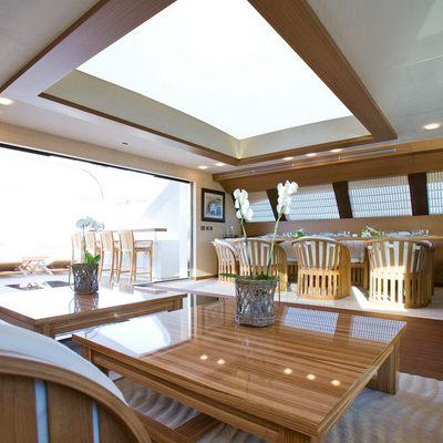 Namaste 8 Yacht Skylounge Seating