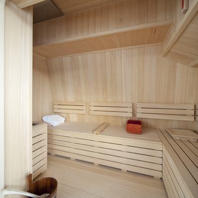 Baraka Yacht Sauna