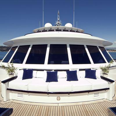 Virginian Yacht Deck Seating