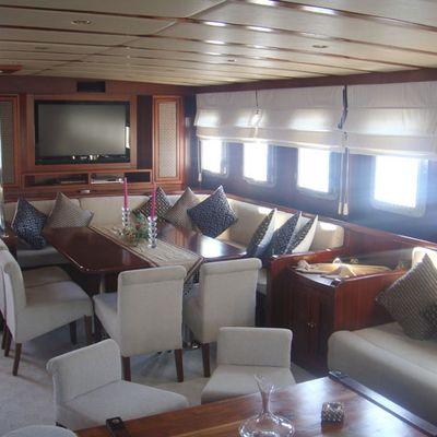 Gem Yacht Salon - Screen