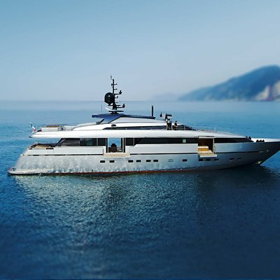 4A Yacht Side View