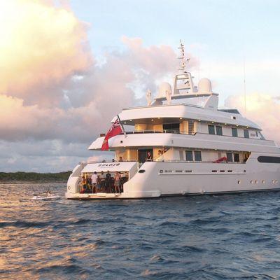 Balaju Yacht Aft View