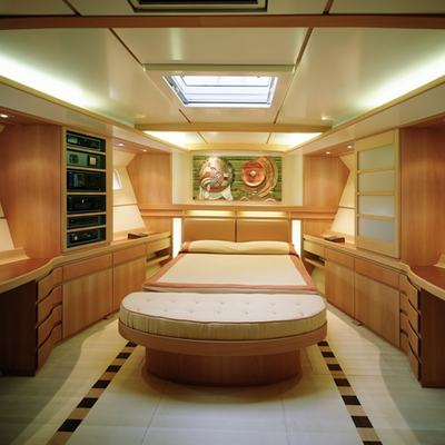 Viriella Yacht Master Stateroom