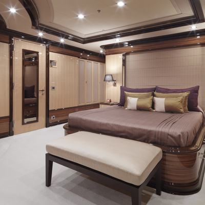 Meamina Yacht First Double Stateroom