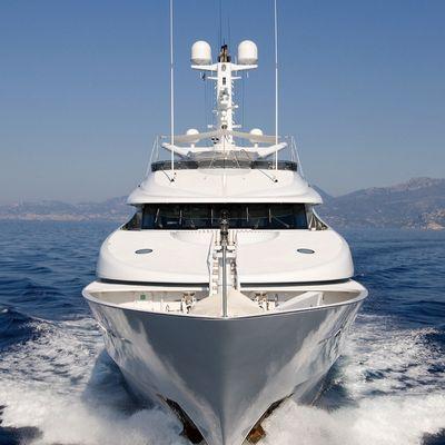 Diamond Yacht Bow