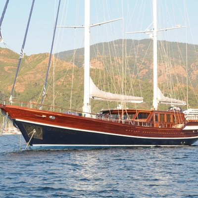 Queen of Datca Yacht Main Profile