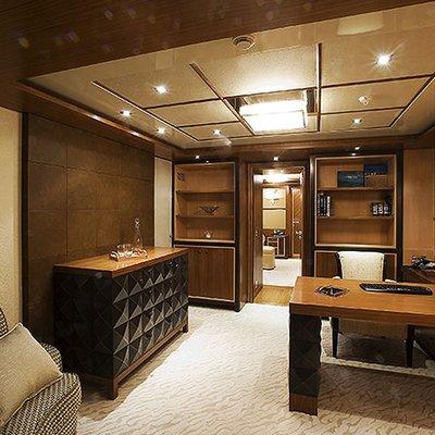Princess Iolanthe Yacht Master Office