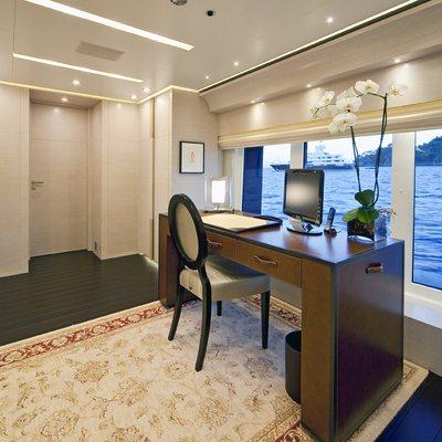 Baraka Yacht Study