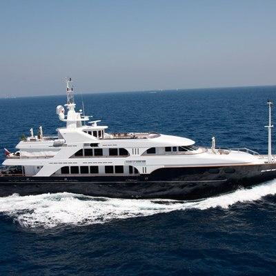 Bellami.Com Yacht Running Shot - Profile