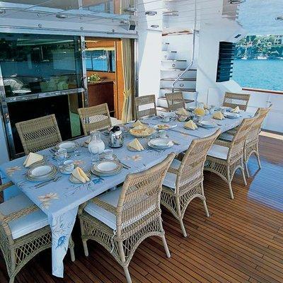 Alia 7 Yacht