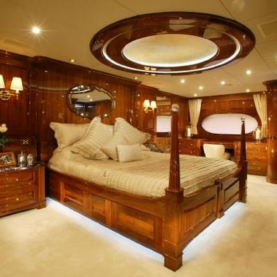 Top Five Yacht Master Stateroom