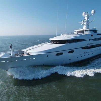 Lady Sheridan Yacht Profile