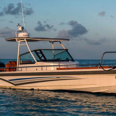 Blue Gryphon Yacht