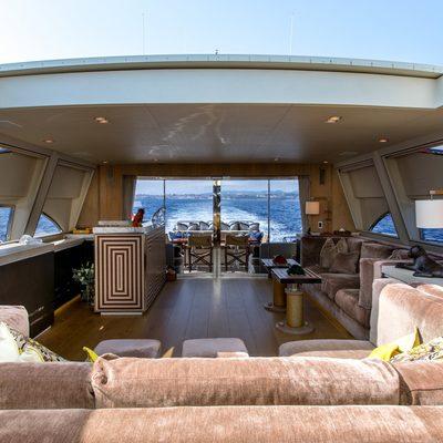 Cheeky Tiger Yacht