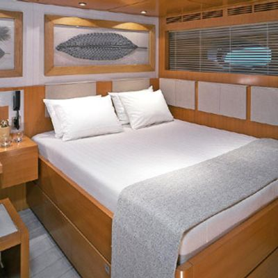 Mumu Yacht VIP Stateroom
