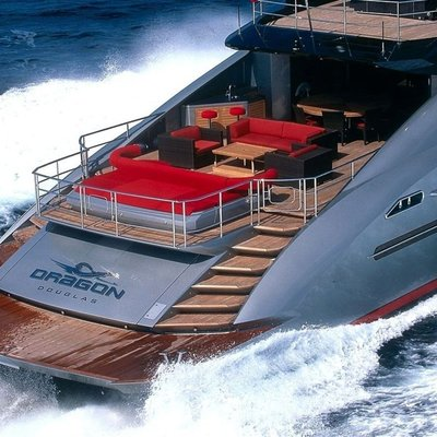 Dragon Yacht Swim Platform