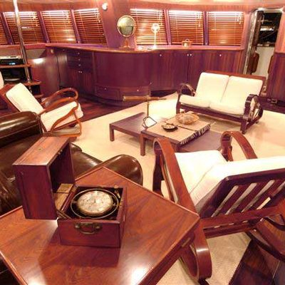 Douce France Yacht Salon - Seating