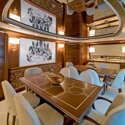 Latitude Yacht Salon - Bar