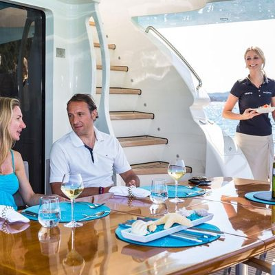 Cento by Excalibur Yacht