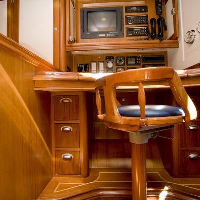 Copihue Yacht