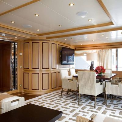 Olmida Yacht Aft Entry Starboard