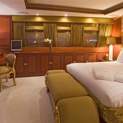 Sea Dream Yacht Master Stateroom