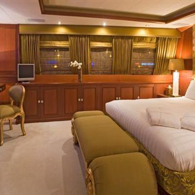 Sea Dream Yacht Master Stateroom