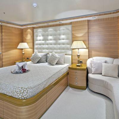 Mia Rama Yacht Stateroom Seating