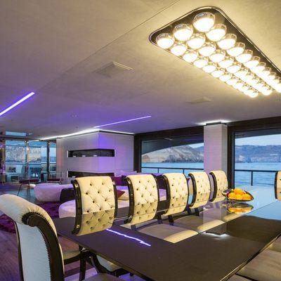 Ocean Paradise Yacht Dining Salon
