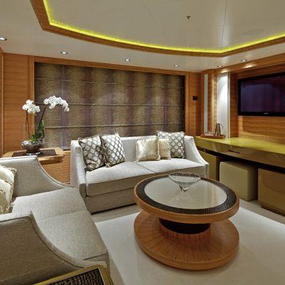 Mia Rama Yacht Master Stateroom - Screen